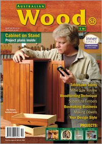 Australian Wood Review Back Issue 52