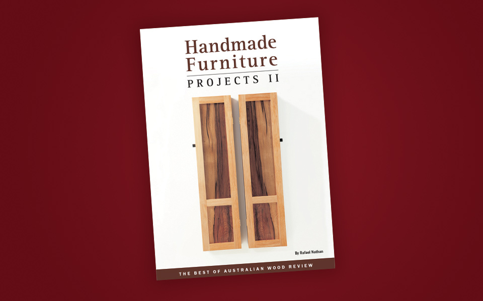 Handmade Furniture Projects - The Best of Australian Wood ...