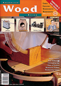 Australian Wood Review Back Issue 24