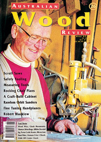 Australian Wood Review Back Issue 26