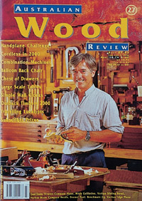 Australian Wood Review Back Issue 27