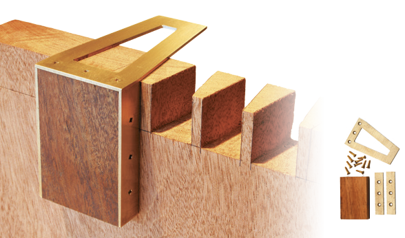 Interwood Dovetail Master Kit